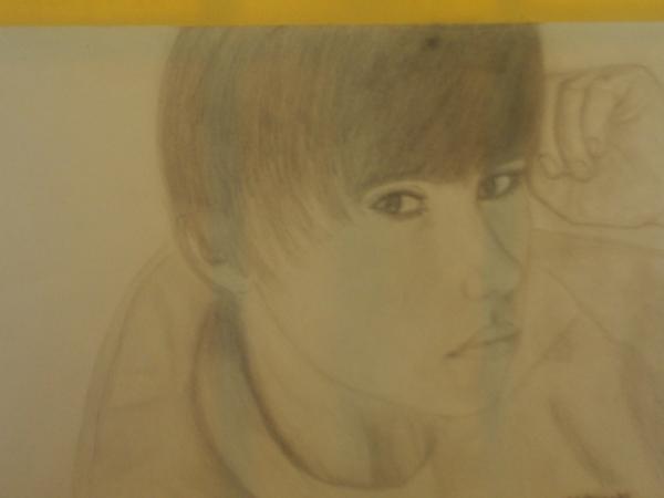 Justin Bieber by Nix